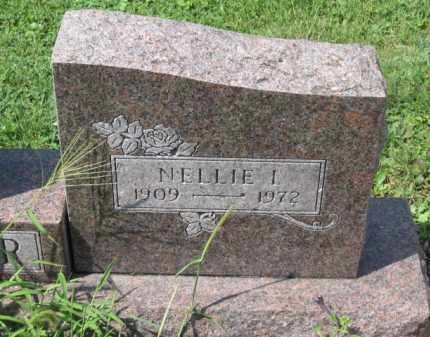 GRUBER, NELLIE I. - Holmes County, Ohio | NELLIE I. GRUBER - Ohio Gravestone Photos