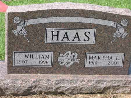 HAAS, JOHN WILLIAM - Holmes County, Ohio | JOHN WILLIAM HAAS - Ohio Gravestone Photos