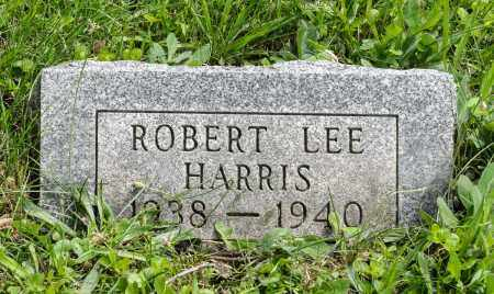 HARRIS, ROBERT LEE - Holmes County, Ohio | ROBERT LEE HARRIS - Ohio Gravestone Photos