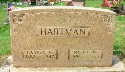 HARTMAN, CASPER V. - Holmes County, Ohio | CASPER V. HARTMAN - Ohio Gravestone Photos