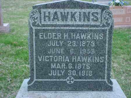 HAWKINS, ELDER H - Holmes County, Ohio | ELDER H HAWKINS - Ohio Gravestone Photos