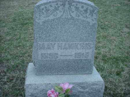 FORTUNE HAWKINS, ESTHER MAY - Holmes County, Ohio | ESTHER MAY FORTUNE HAWKINS - Ohio Gravestone Photos