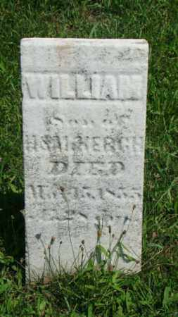 HERGH, WILLIAM - Holmes County, Ohio | WILLIAM HERGH - Ohio Gravestone Photos