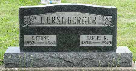 HERSHBERGER, ERMA FERNE - Holmes County, Ohio | ERMA FERNE HERSHBERGER - Ohio Gravestone Photos