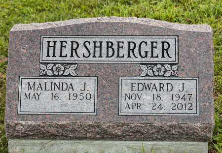 HERSHBERGER, EDWARD J. - Holmes County, Ohio | EDWARD J. HERSHBERGER - Ohio Gravestone Photos