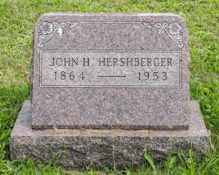 HERSHBERGER, JOHN HENRY - Holmes County, Ohio | JOHN HENRY HERSHBERGER - Ohio Gravestone Photos