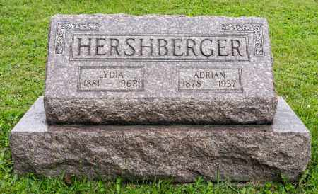 HERSHBERGER, LYDIA - Holmes County, Ohio | LYDIA HERSHBERGER - Ohio Gravestone Photos