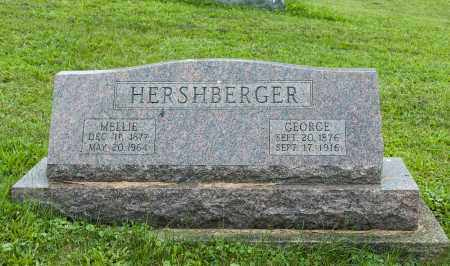 GARBER HERSHBERGER, MELLIE - Holmes County, Ohio | MELLIE GARBER HERSHBERGER - Ohio Gravestone Photos