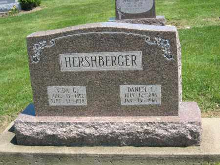 HERSHBERGER, VIDA G. - Holmes County, Ohio | VIDA G. HERSHBERGER - Ohio Gravestone Photos