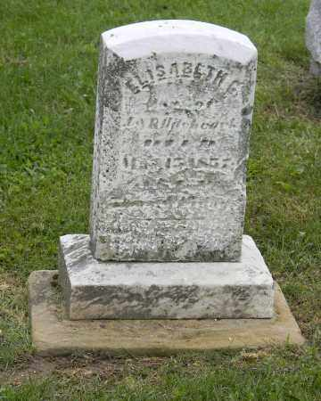 HITCHCOCK, R. - Holmes County, Ohio | R. HITCHCOCK - Ohio Gravestone Photos