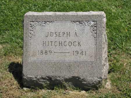 HITCHCOCK, JOSEPH A - Holmes County, Ohio   JOSEPH A HITCHCOCK - Ohio Gravestone Photos