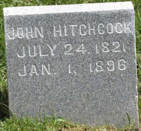 HITCHCOCK, JOHN - Holmes County, Ohio | JOHN HITCHCOCK - Ohio Gravestone Photos