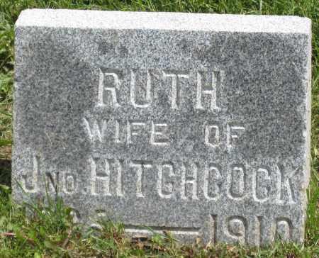 HITCHCOCK, RUTH - Holmes County, Ohio | RUTH HITCHCOCK - Ohio Gravestone Photos