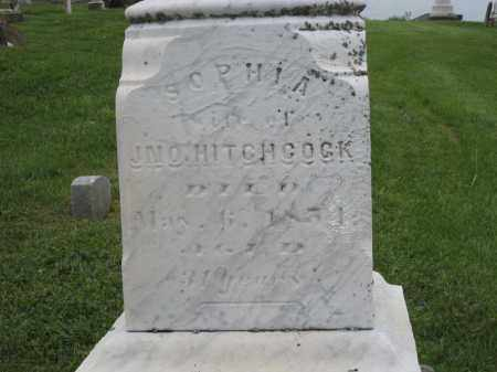 HITCHCOCK, SOPHIA - Holmes County, Ohio | SOPHIA HITCHCOCK - Ohio Gravestone Photos