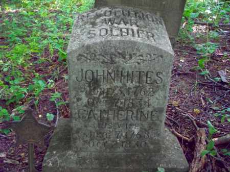 HITES, CATHERINE - Holmes County, Ohio | CATHERINE HITES - Ohio Gravestone Photos