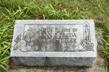 HOCHSTETLER, JOHN R. - Holmes County, Ohio | JOHN R. HOCHSTETLER - Ohio Gravestone Photos
