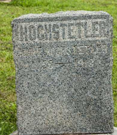 HOCHSTETLER, JOHN F. - Holmes County, Ohio | JOHN F. HOCHSTETLER - Ohio Gravestone Photos