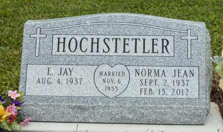 HOCHSTETLER, NORMA JEAN - Holmes County, Ohio | NORMA JEAN HOCHSTETLER - Ohio Gravestone Photos