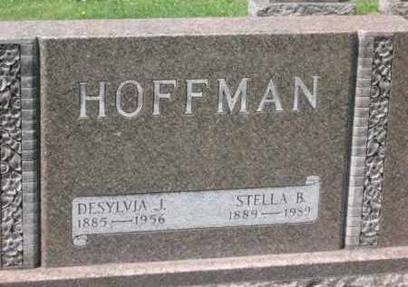 HOFFMAN, DESYLVIA J. - Holmes County, Ohio | DESYLVIA J. HOFFMAN - Ohio Gravestone Photos