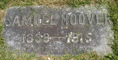 HOOVER, SAMUEL - Holmes County, Ohio | SAMUEL HOOVER - Ohio Gravestone Photos