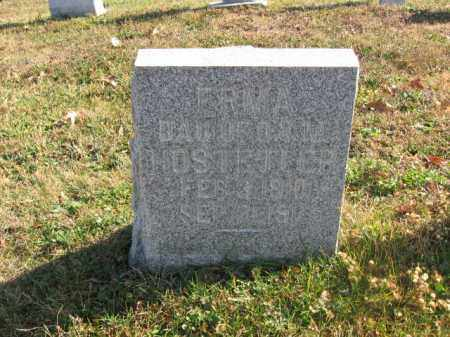 HOSTETLER, ERMA - Holmes County, Ohio | ERMA HOSTETLER - Ohio Gravestone Photos