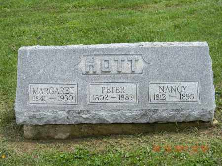 HOTT, NANCY - Holmes County, Ohio | NANCY HOTT - Ohio Gravestone Photos