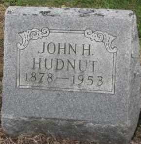 HUDNUT, JOHN H. - Holmes County, Ohio | JOHN H. HUDNUT - Ohio Gravestone Photos