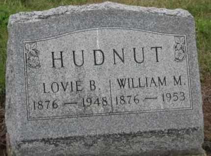 HUDNUT, LOVIE B. - Holmes County, Ohio | LOVIE B. HUDNUT - Ohio Gravestone Photos
