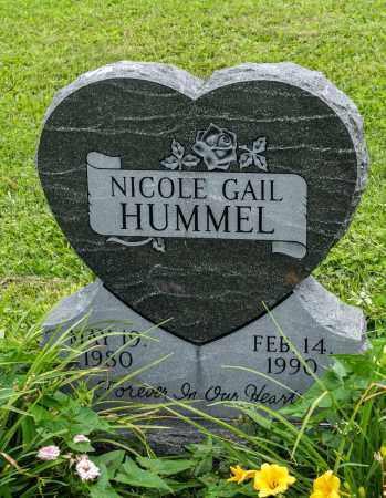 HUMMEL, NICOLE GAIL - Holmes County, Ohio | NICOLE GAIL HUMMEL - Ohio Gravestone Photos