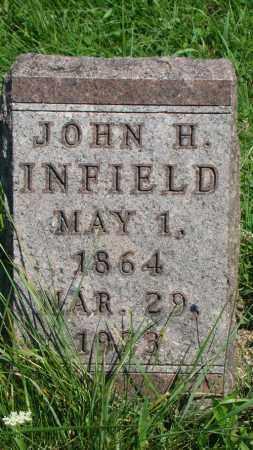 INFIELD, JOHN - Holmes County, Ohio | JOHN INFIELD - Ohio Gravestone Photos