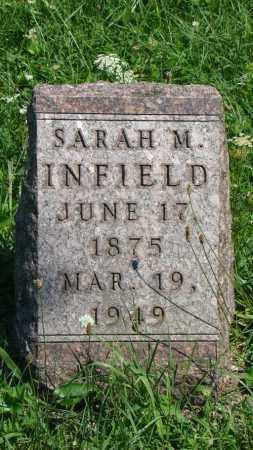 INFIELD, SARAH - Holmes County, Ohio | SARAH INFIELD - Ohio Gravestone Photos