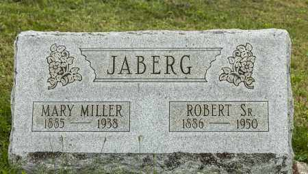 MILLER JABERG, MARY - Holmes County, Ohio | MARY MILLER JABERG - Ohio Gravestone Photos