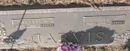 JARVIS, GARRETT H. - Holmes County, Ohio | GARRETT H. JARVIS - Ohio Gravestone Photos