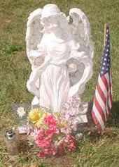 JOHNSON, FRANCIS A - Holmes County, Ohio | FRANCIS A JOHNSON - Ohio Gravestone Photos