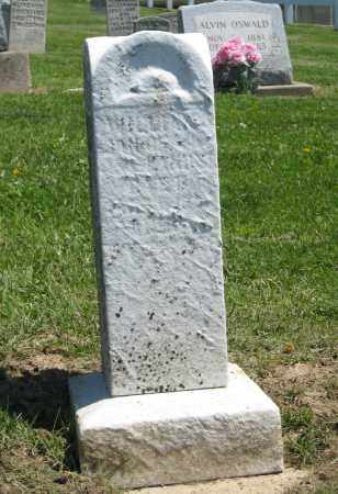 KANDEL, WILLIAM - Holmes County, Ohio | WILLIAM KANDEL - Ohio Gravestone Photos