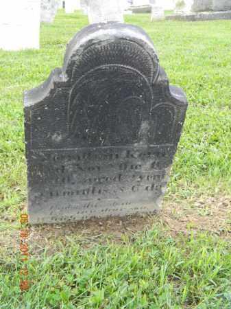 KERN, JONATHAN - Holmes County, Ohio | JONATHAN KERN - Ohio Gravestone Photos