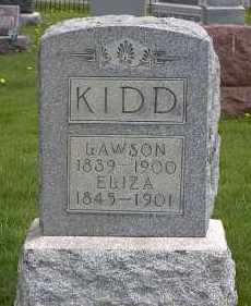 KIDD, LAWSON JR. - Holmes County, Ohio | LAWSON JR. KIDD - Ohio Gravestone Photos