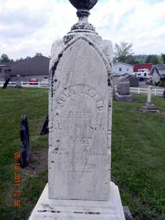 KORN, JOHN - Holmes County, Ohio | JOHN KORN - Ohio Gravestone Photos