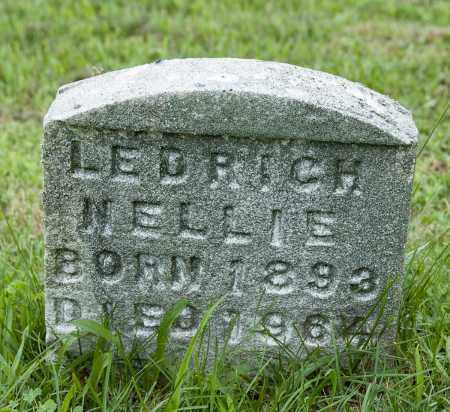 DRUIT LEDRICH, NELLIE - Holmes County, Ohio | NELLIE DRUIT LEDRICH - Ohio Gravestone Photos