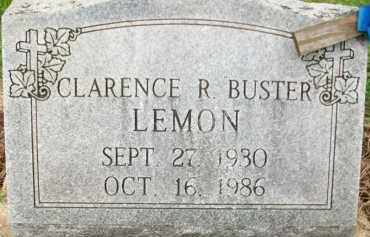 "LEMON, CLARENCE R. ""BUSTER"" - Holmes County, Ohio 