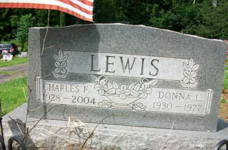 LEWIS, CHARLES F. - Holmes County, Ohio | CHARLES F. LEWIS - Ohio Gravestone Photos