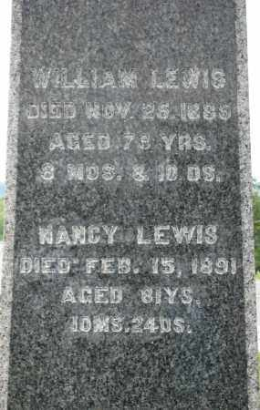 LEWIS, NANCY - Holmes County, Ohio | NANCY LEWIS - Ohio Gravestone Photos