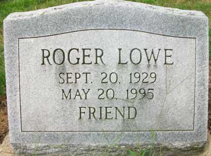 LOWE, ROGER - Holmes County, Ohio | ROGER LOWE - Ohio Gravestone Photos