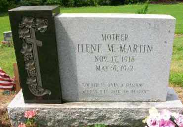 MARTIN, ILENE M. - Holmes County, Ohio | ILENE M. MARTIN - Ohio Gravestone Photos