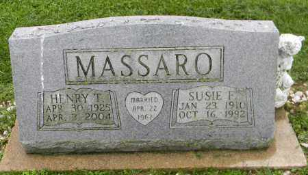 MASSARO, HENRY T. - Holmes County, Ohio | HENRY T. MASSARO - Ohio Gravestone Photos