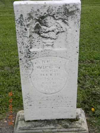 MATHA, MARTHA - Holmes County, Ohio   MARTHA MATHA - Ohio Gravestone Photos
