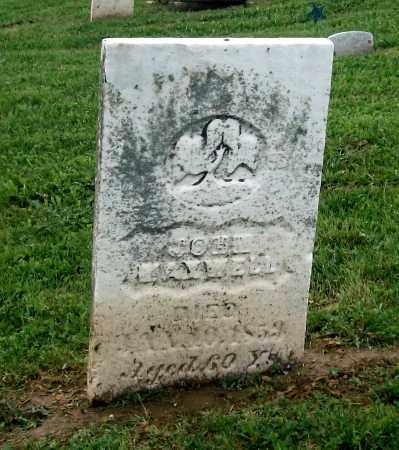 MAXWELL, JOHN - Holmes County, Ohio | JOHN MAXWELL - Ohio Gravestone Photos