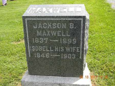 MAXWELL, ISOBELL - Holmes County, Ohio | ISOBELL MAXWELL - Ohio Gravestone Photos