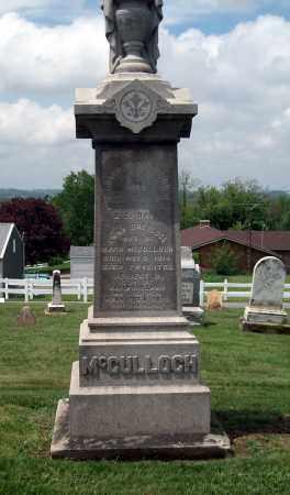 MCCULLOCH, EMMA - Holmes County, Ohio | EMMA MCCULLOCH - Ohio Gravestone Photos
