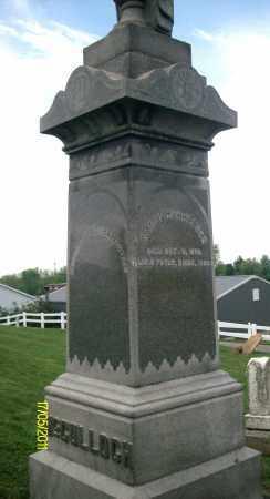 MCCULLOCH, NANCY - Holmes County, Ohio | NANCY MCCULLOCH - Ohio Gravestone Photos